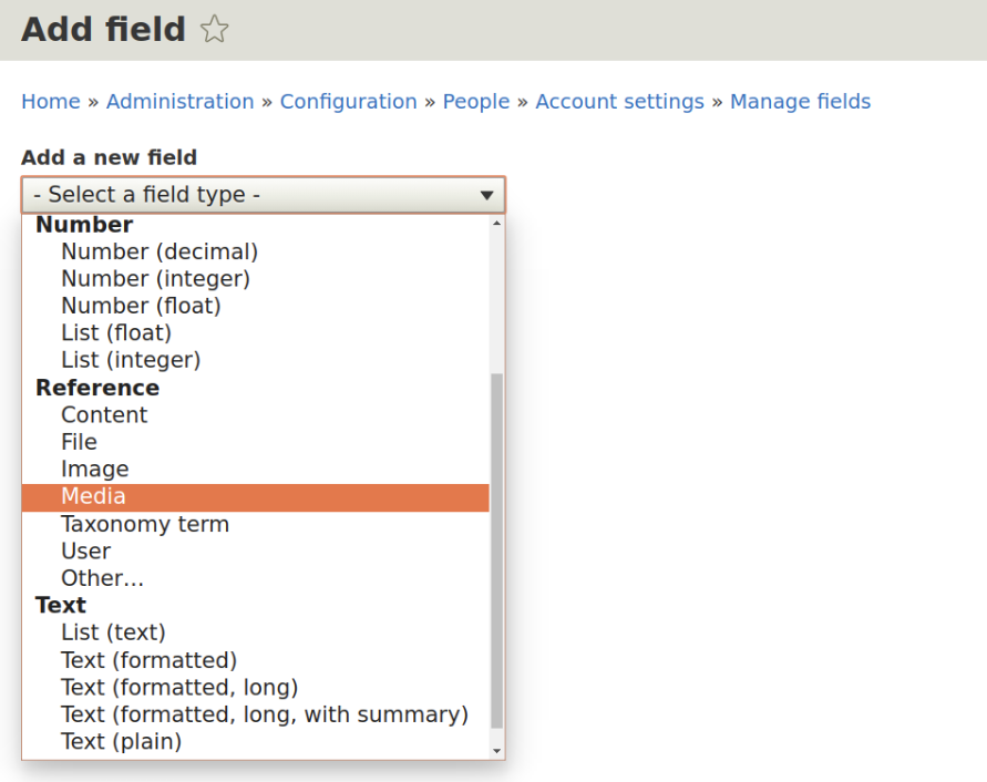 adding referenced entity field in Drupal 8