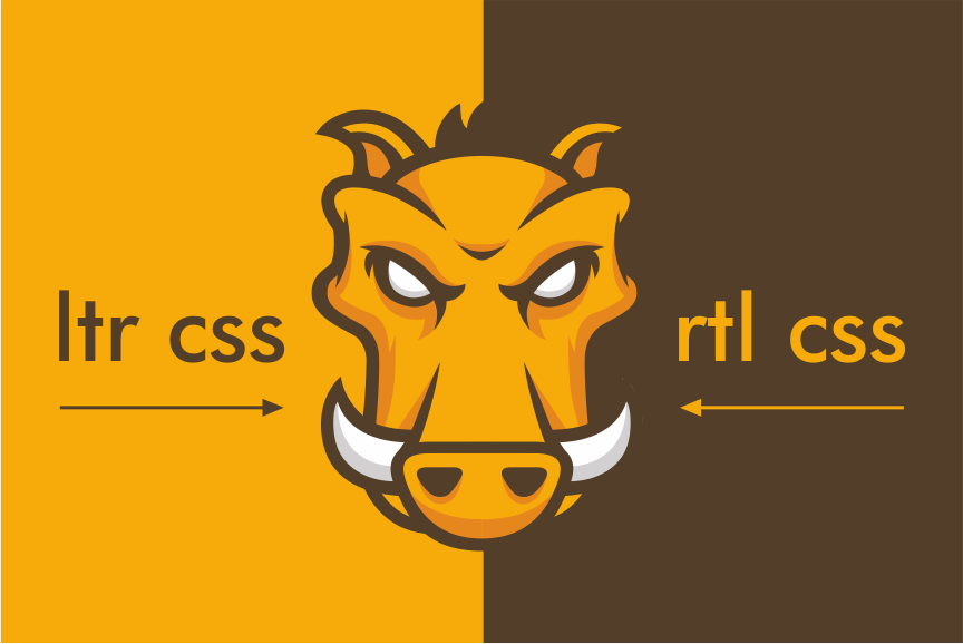 Automate RTL CSS generation with Grunt