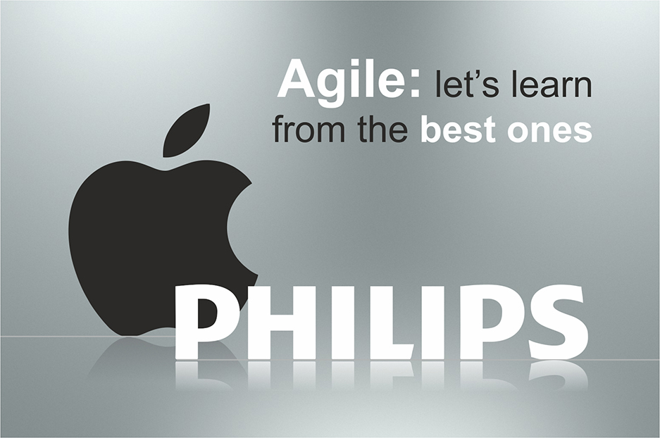 Agile: let's learn from the best ones