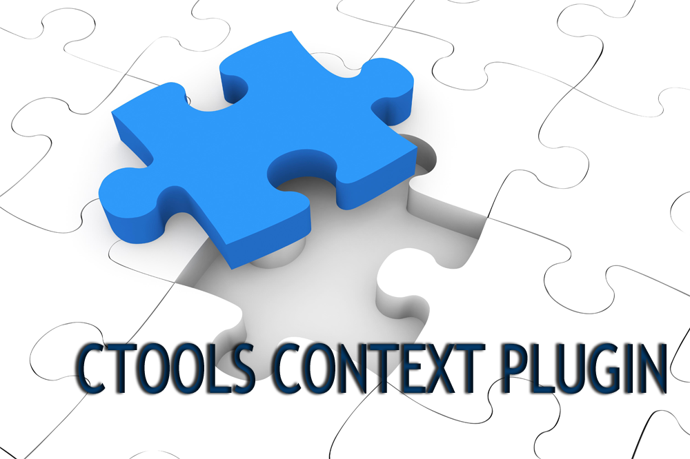 Ctools context plugin creation