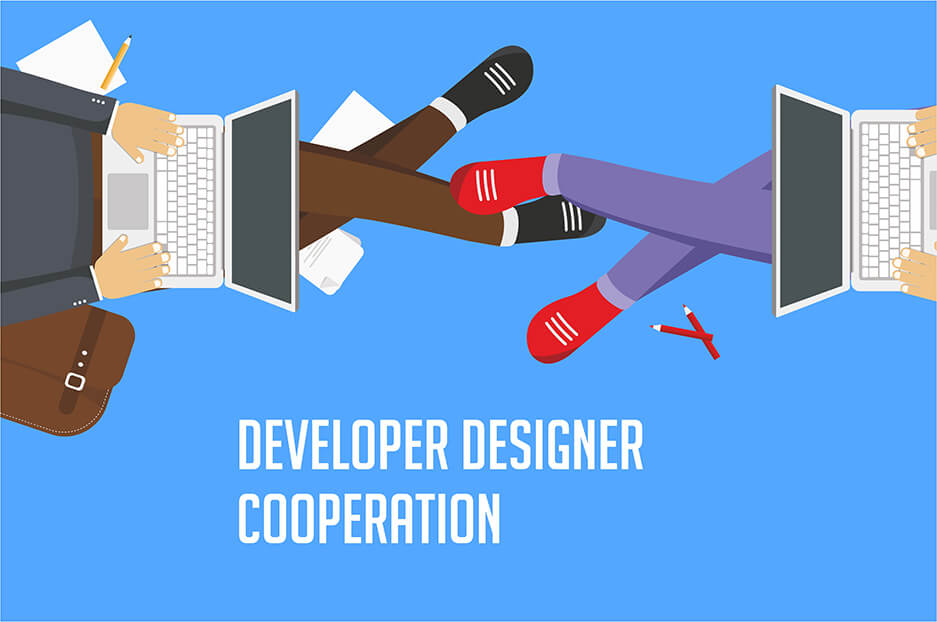 Steps to harmonious cooperation between developers and designers