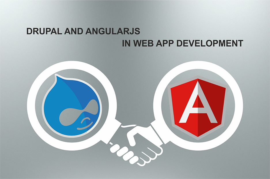 Drupal and AngularJS in web app development: a trending duet!