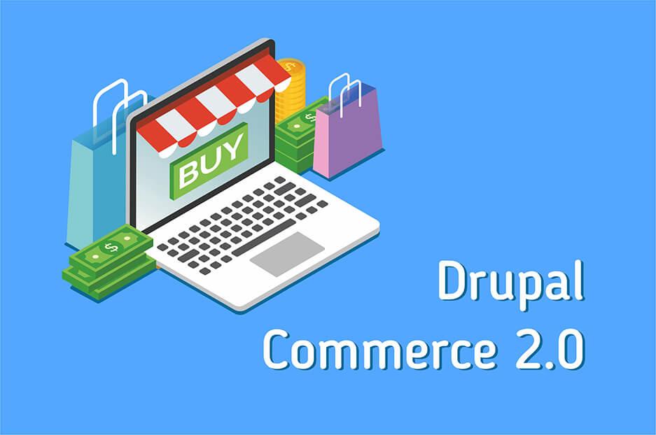 Зірковий час інтернет-магазинів на Drupal 8: вітаємо Drupal Commerce 2.0!