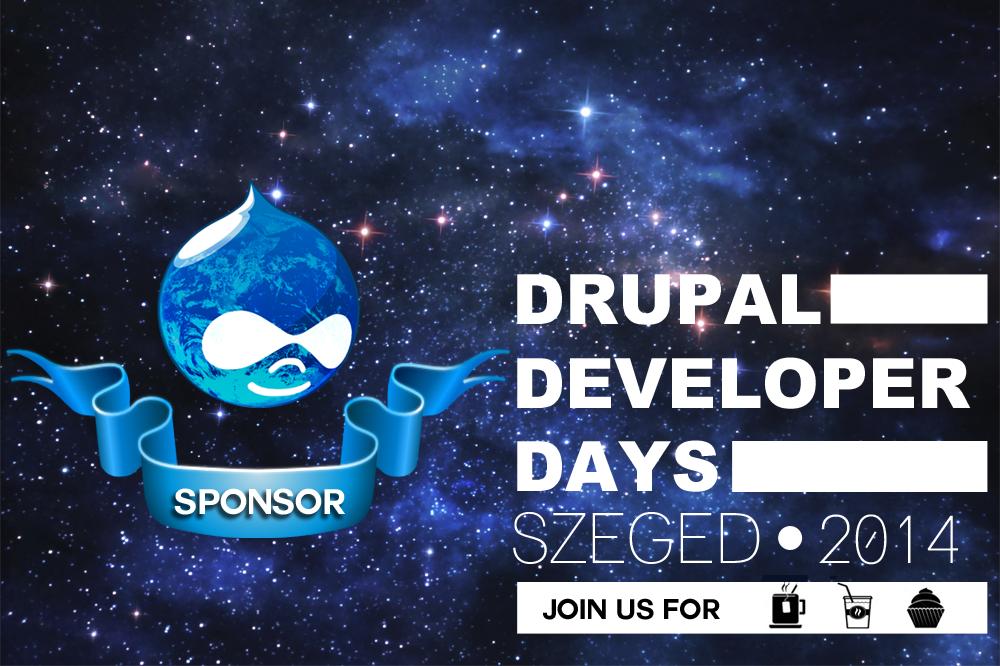 Drupal Developer Days 2014