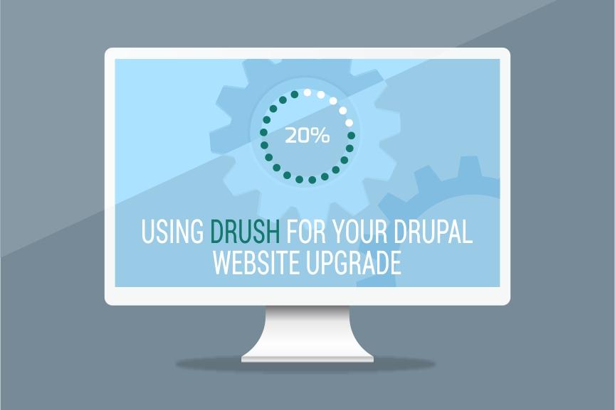 Апгрейд Drupal-сайту за допомогою Drush