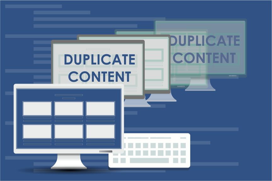 "Duplicate content: how to avoid or fix this ""double trouble""!"