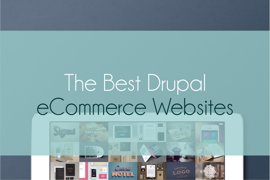 The Best Drupal eCommerce Websites