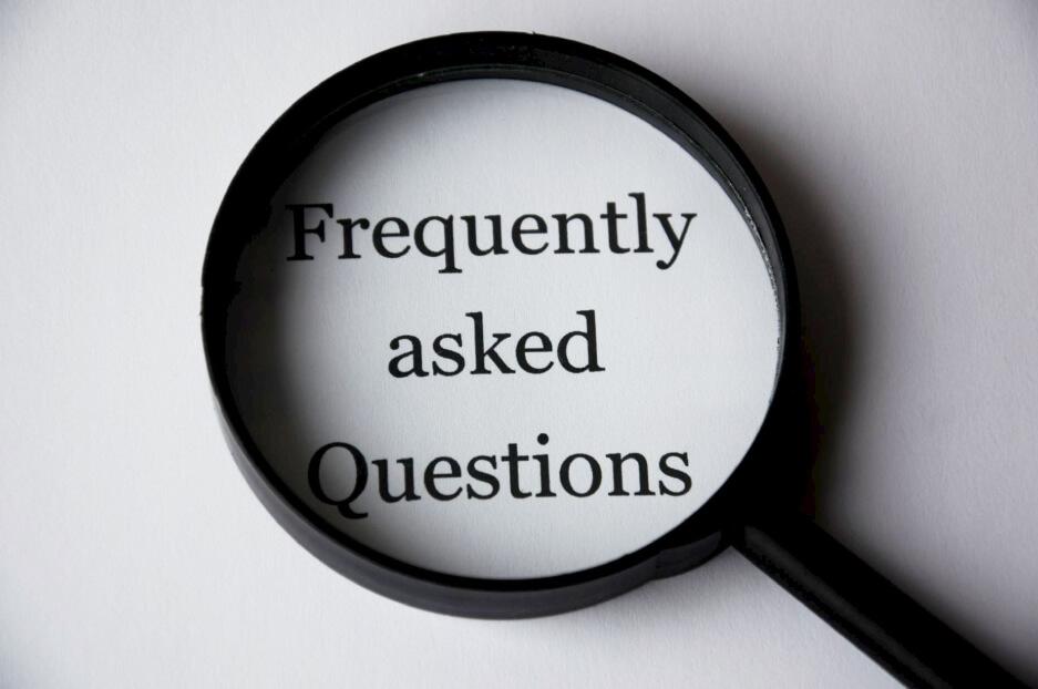 Розділ FAQ на сайті з Drupal-модулем FAQ Field
