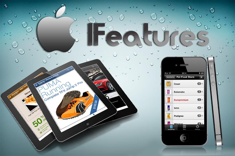Features for iPhone/iPad on Your Site