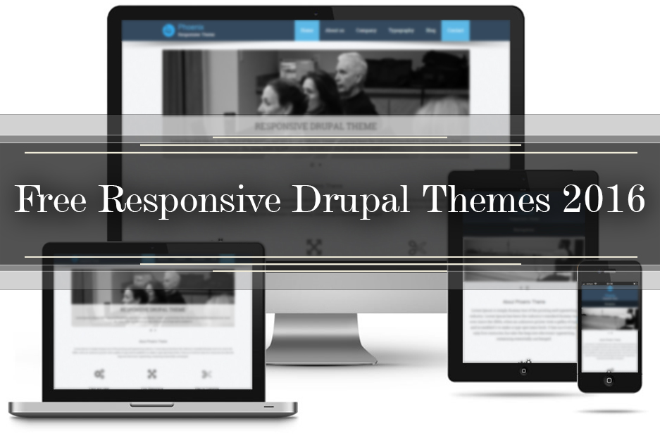 some great free responsive drupal themes 2016 internetdevels