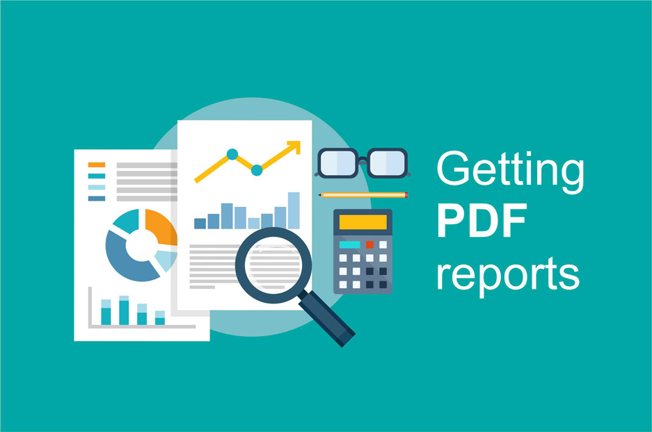 Getting a site's data as a PDF: thousands of benefits & one case-study
