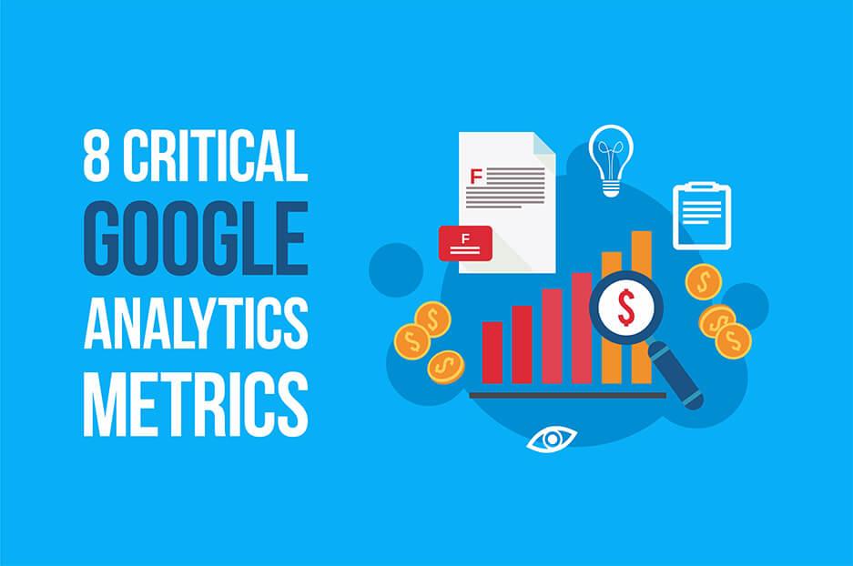 critical Google Analytics metrics