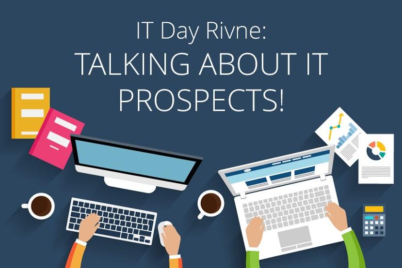 IT Day Rivne: як ми розповідали про перспективи в ІТ!