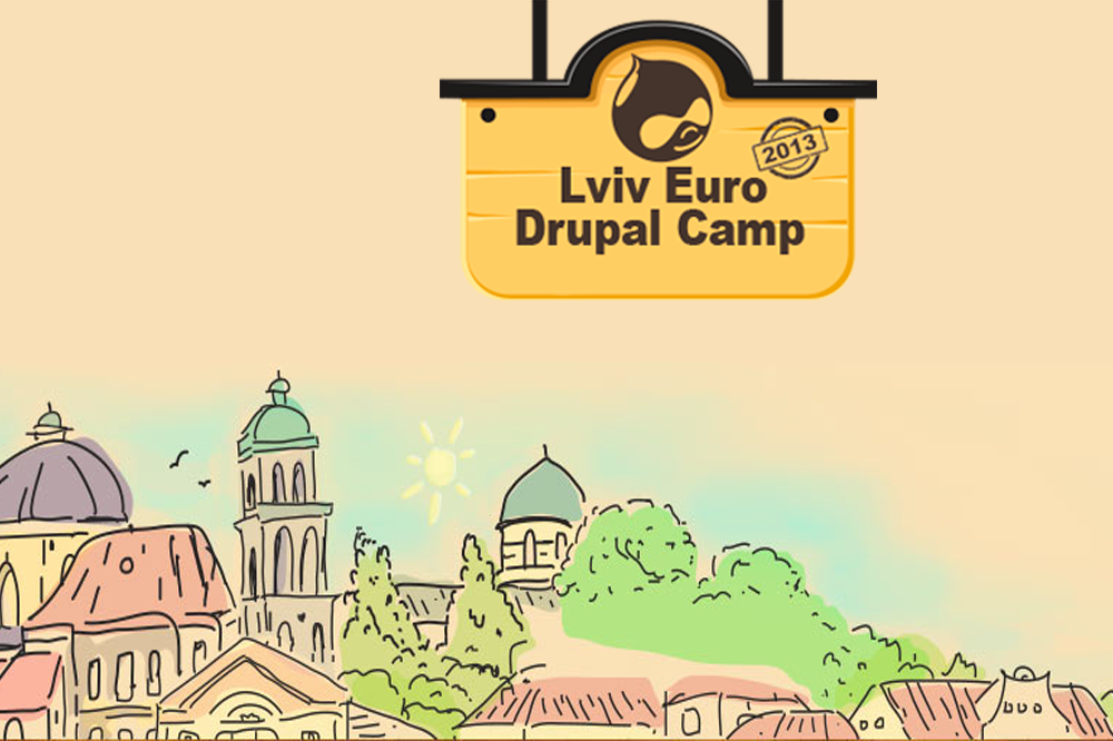 Lviv Euro DrupalCamp 2013 will take place in Lviv on October 12-13!