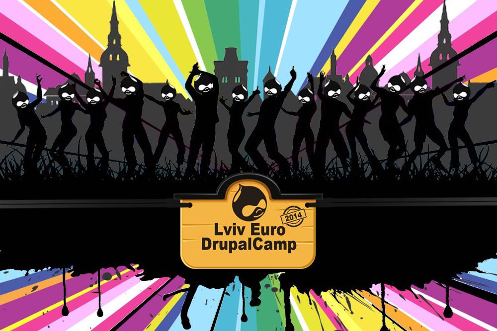 Lviv Euro Drupal Camp 2014