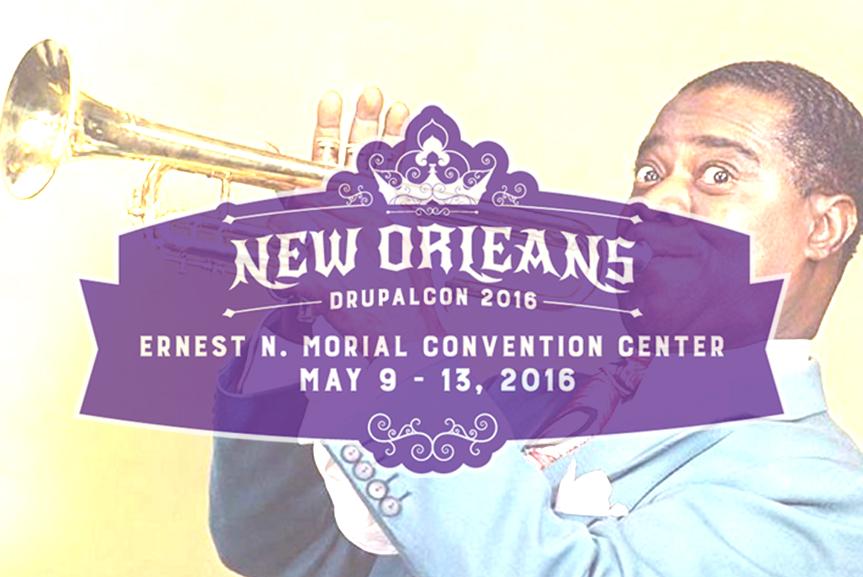 DrupalCon у Новому Орлеані і його джаз