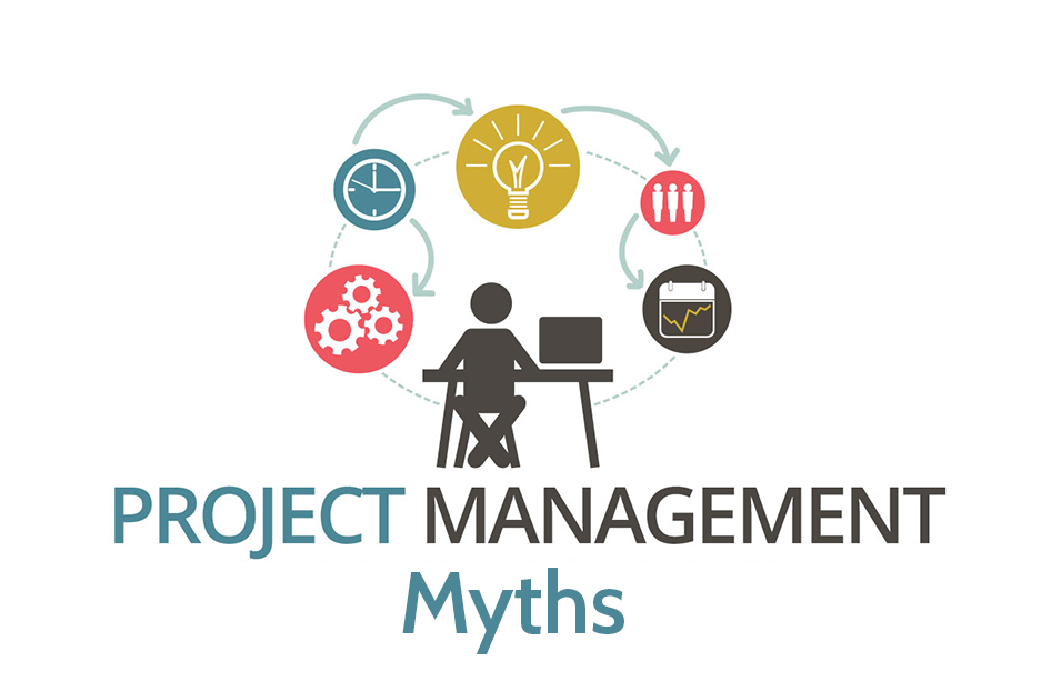 5 myths about project management