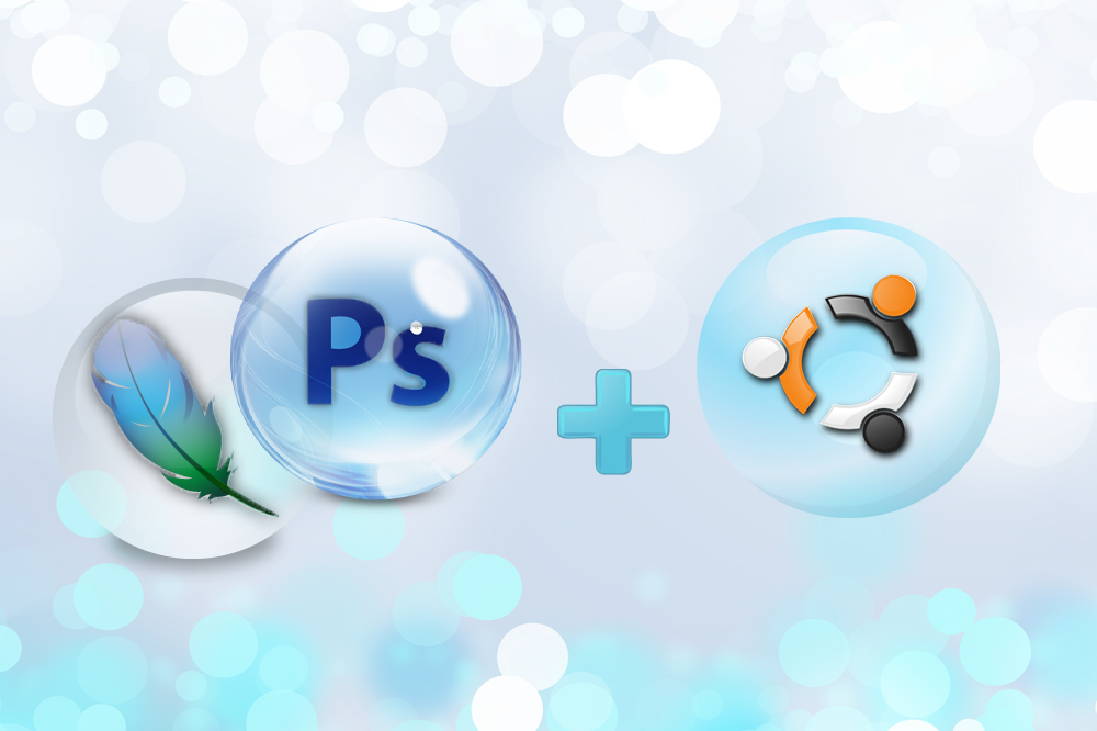 Photoshop installation in Ubuntu