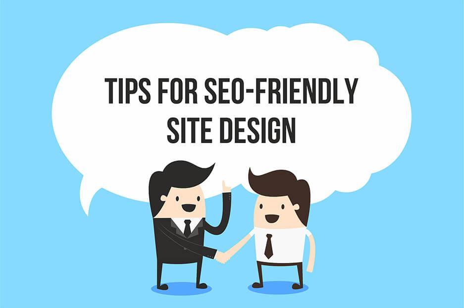 SEO-friendly website design