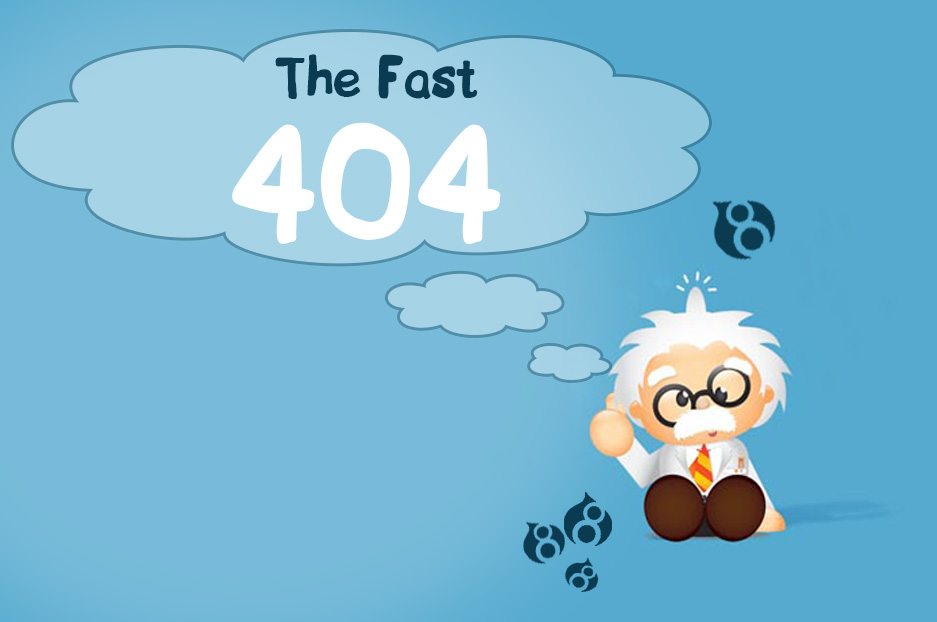 The Fast 404 Drupal 8 module: make your site work faster ...