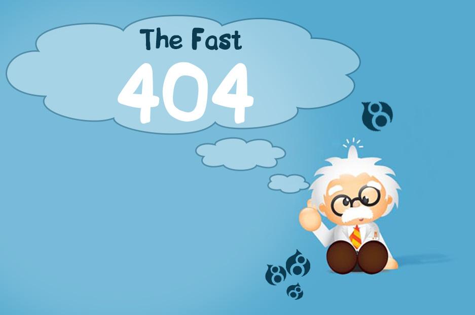 Fast 404 Drupal 8 module