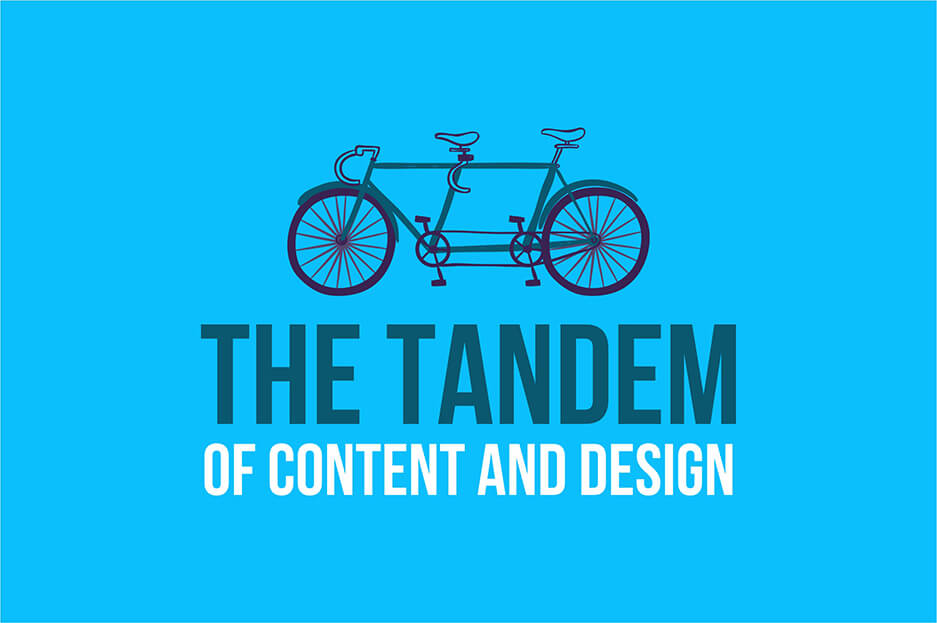 Content and design: combining them effectively
