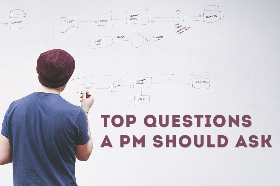 Top questions a PM should ask before start a web project