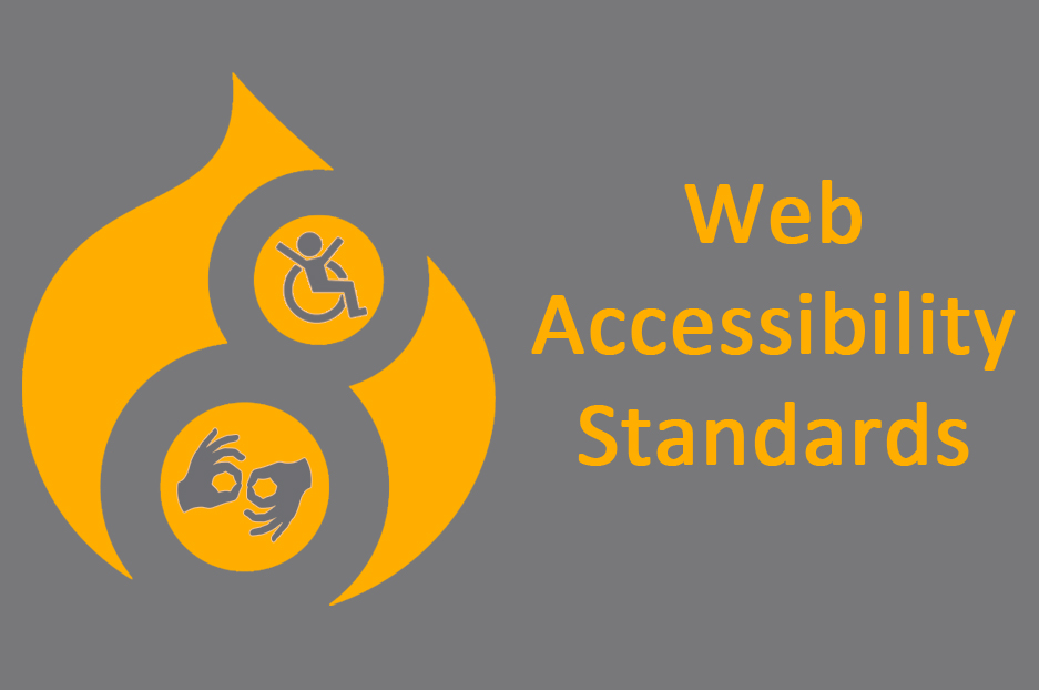 Drupal 8 tools for meeting accessibility standards: the art of being modern