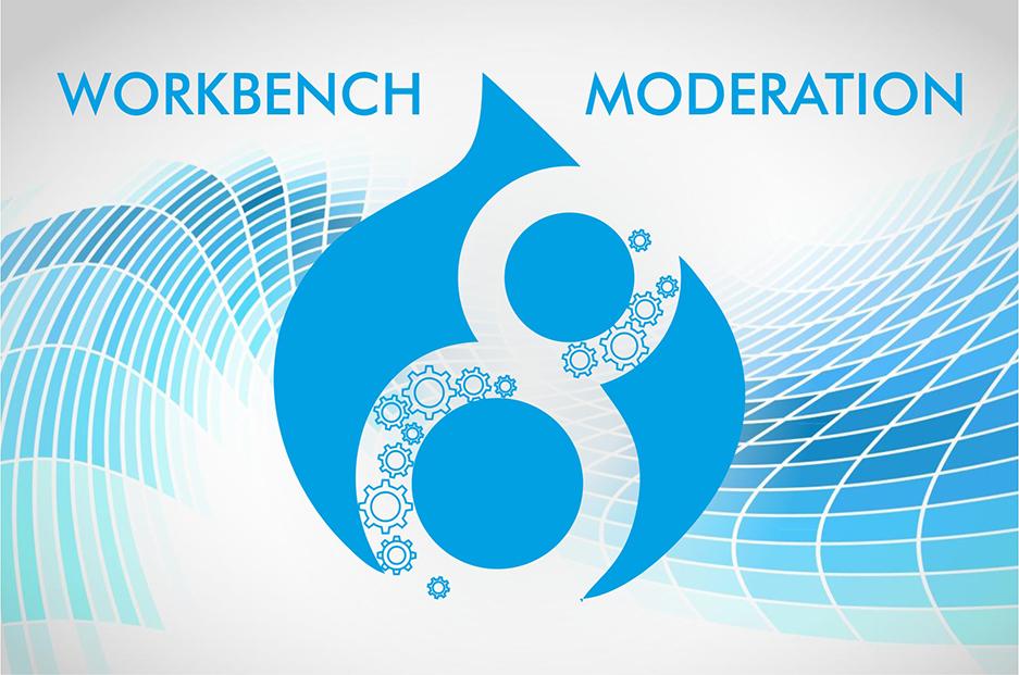 D8 Модуль: Workbench Moderation