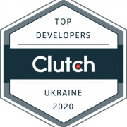 InternetDevels Proud to be Named a Top Development Partner in Ukraine for 2020 by Clutch