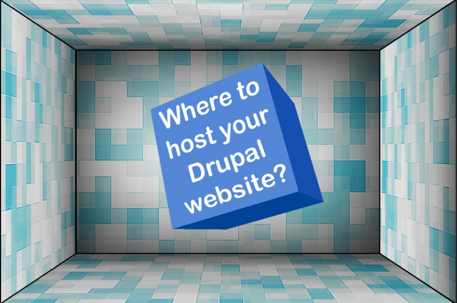 Where to host your Drupal website?