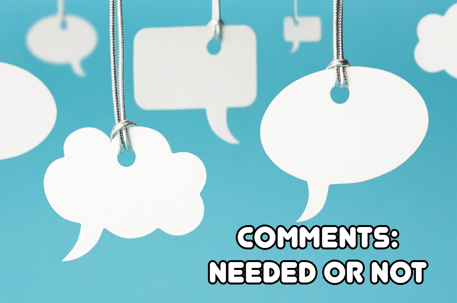 Is There Still a Need for a Comment Section on your website?