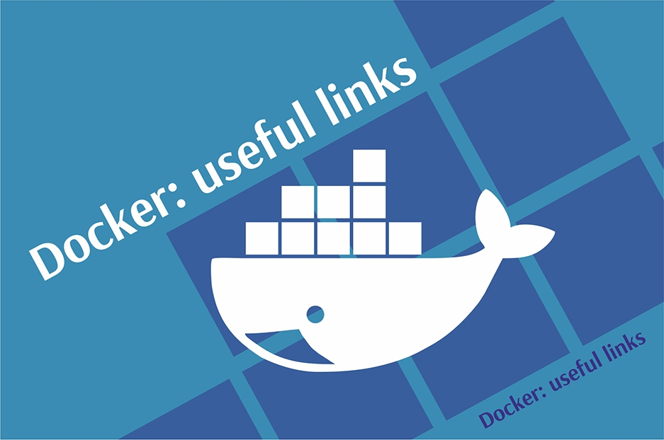 Useful links for getting started and working with Docker