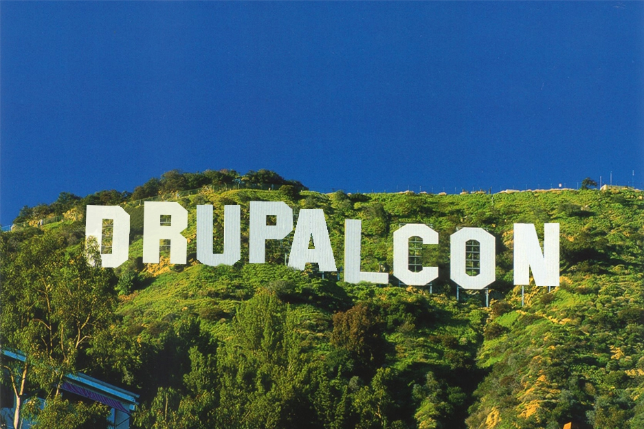 DrupalCon in Los Angeles