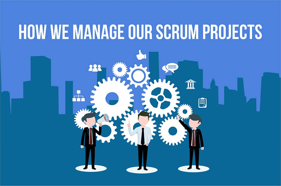 How we manage web projects using Scrum methodology