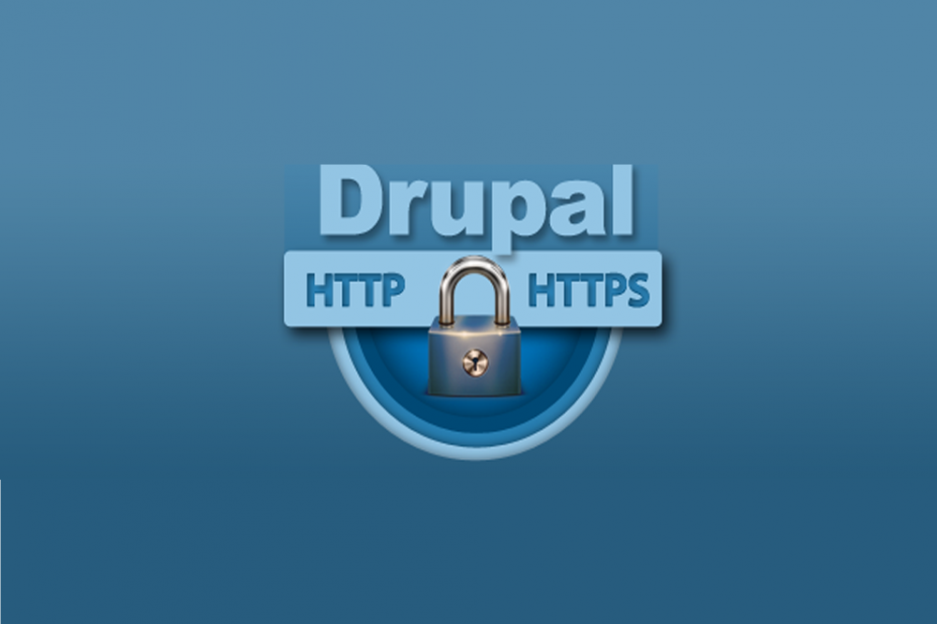 http and https usage in Drupal