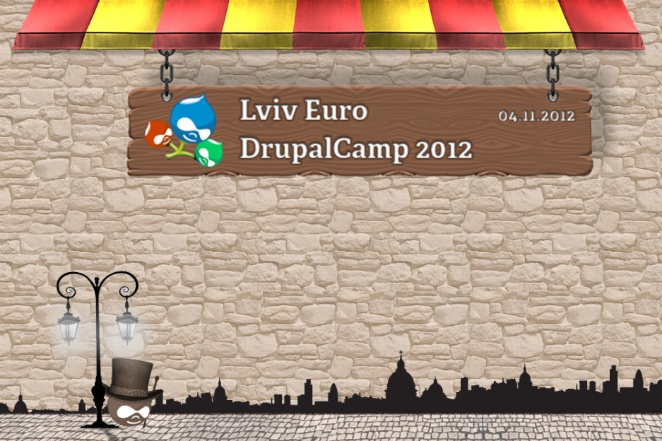 Euro Drupal Camp 2012 takes place in Lviv