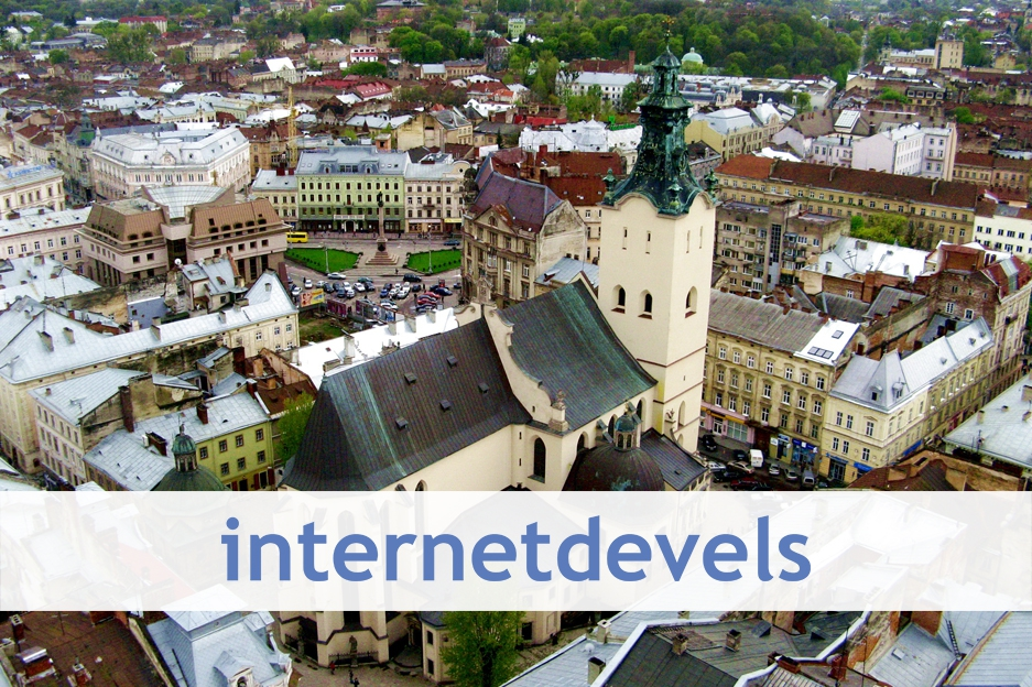 Lviv office InternetDevels