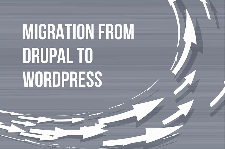 A glimpse at migration from Drupal to WordPress