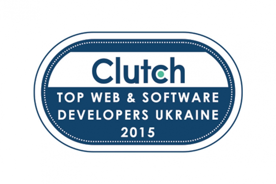 InternetDevels on Clutch's Top Ukrainian Developers List