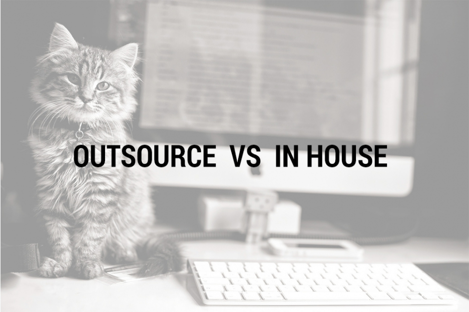 Outsource vs hiring in-house