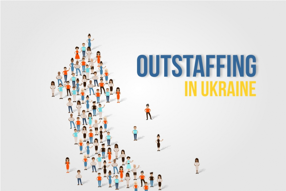 Outstaffing web development: the essence, the benefits, and the situation in Ukraine
