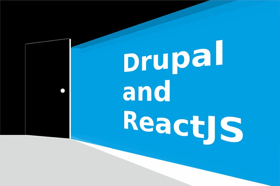 "Web development ""chemistry"": a fantastic reaction between Drupal and ReactJS"