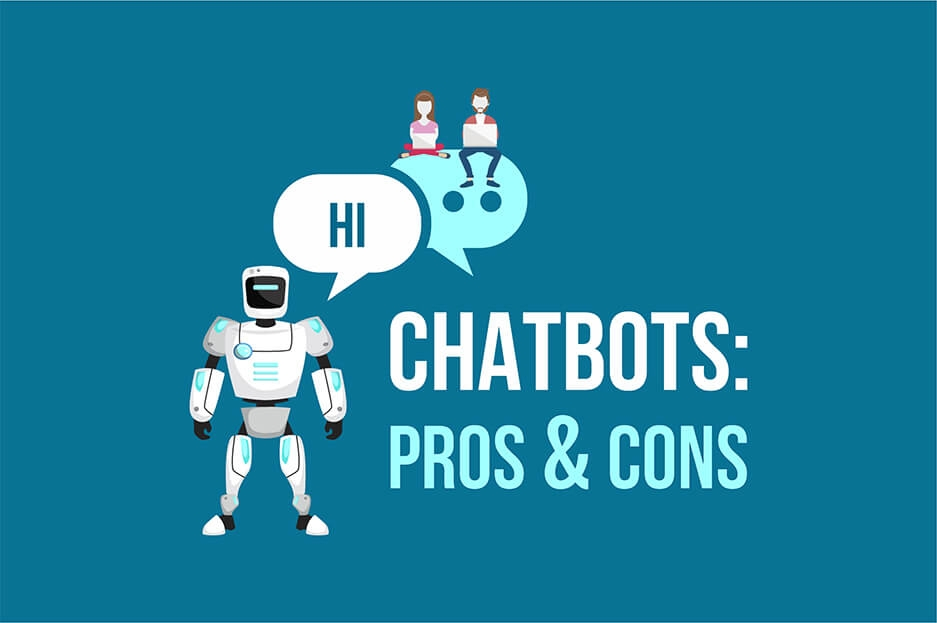 pros and cons of chatbots