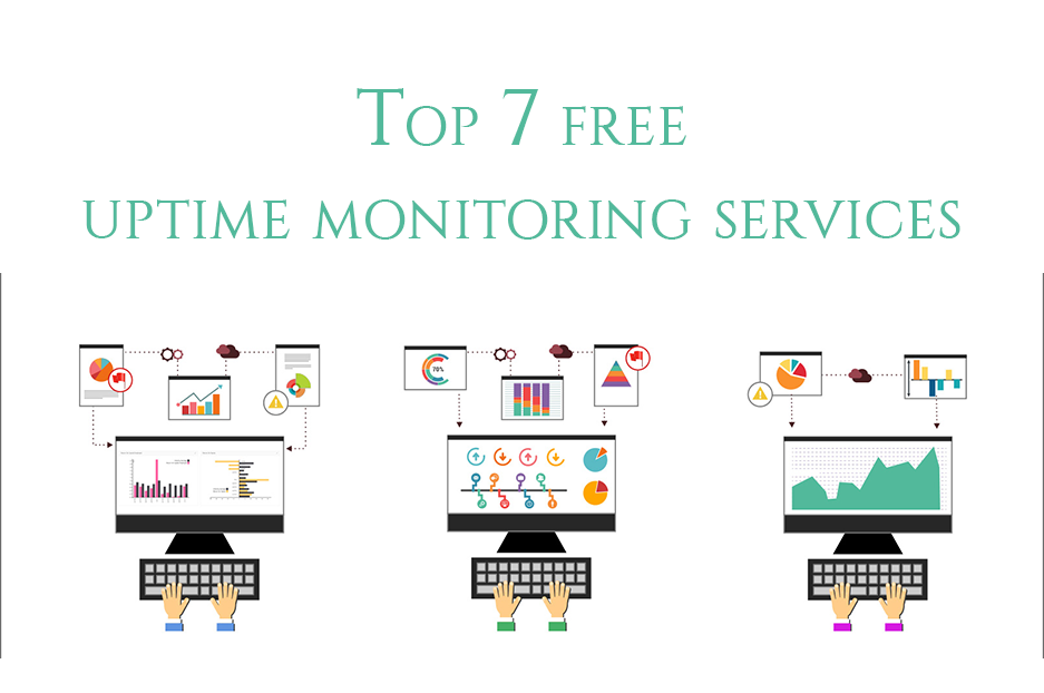 Top 7 free tools to monitor your server uptime