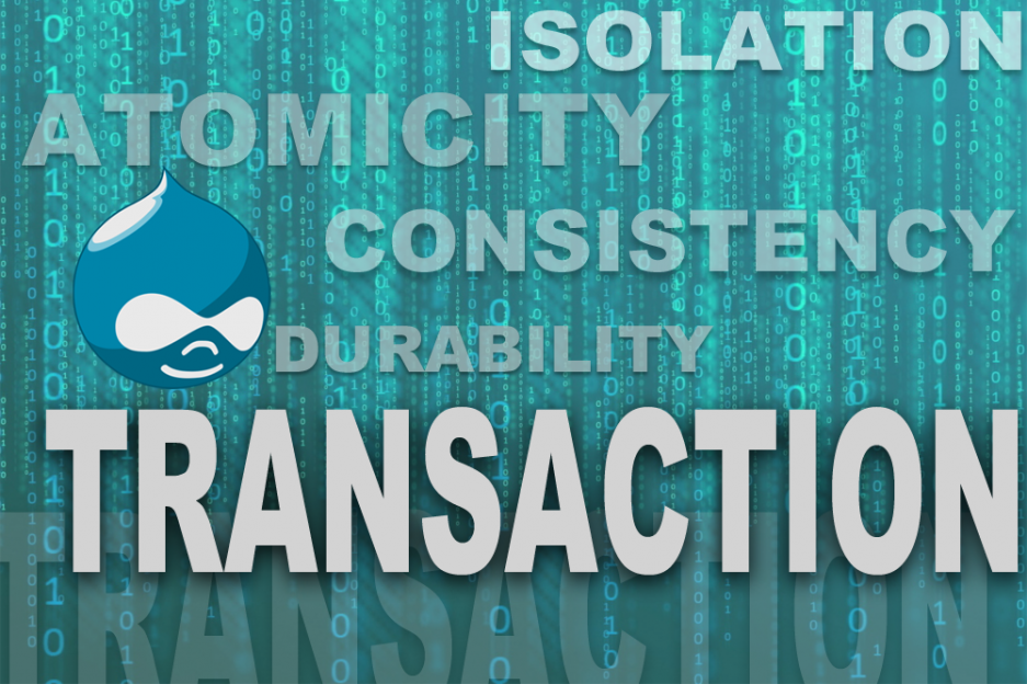 Transactions in Drupal 7