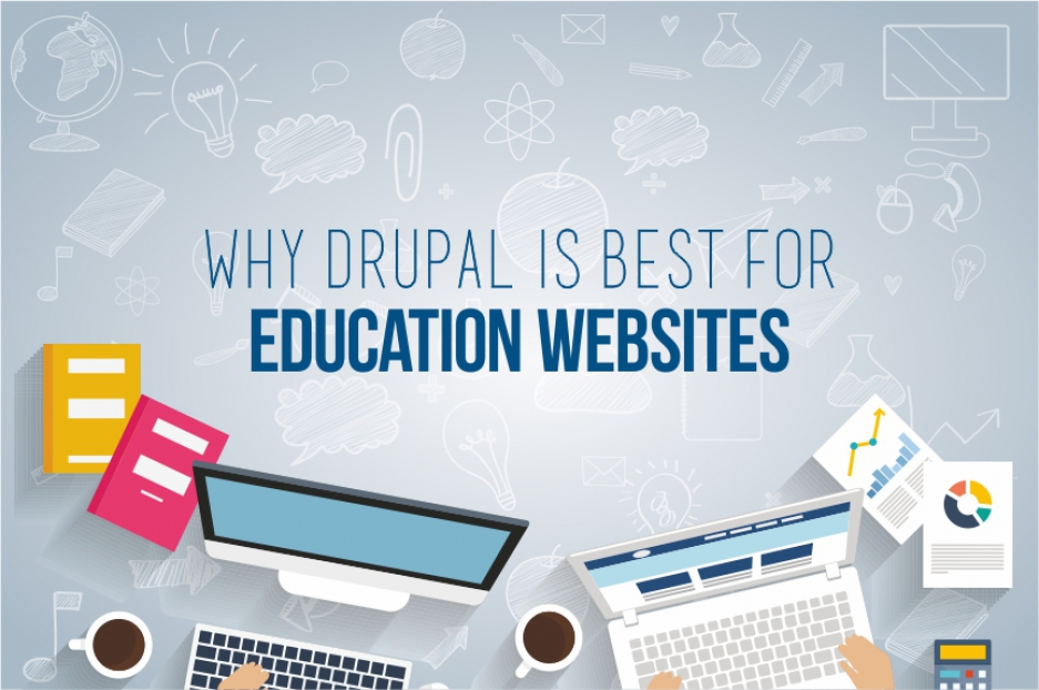 Live and learn: why Drupal is the best choice for university websites