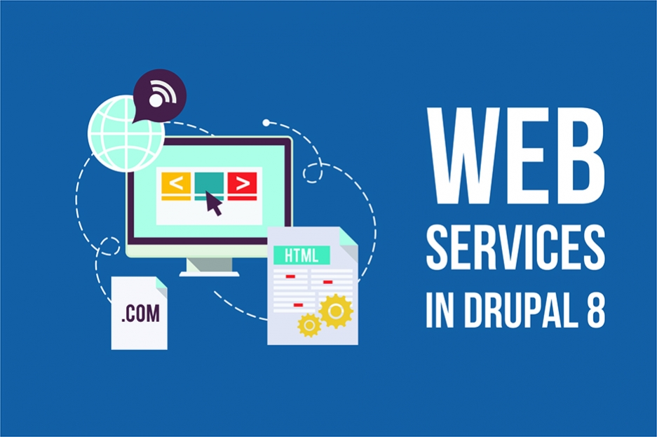 Drupal 8's web services & awesome third-party integration opportunities