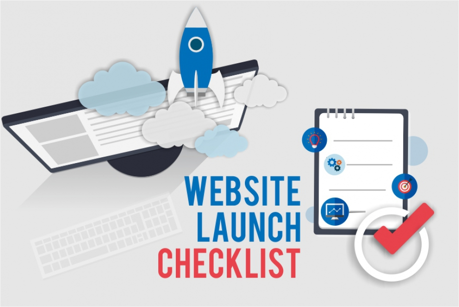 Website launch checklist: keep calm and check on everything