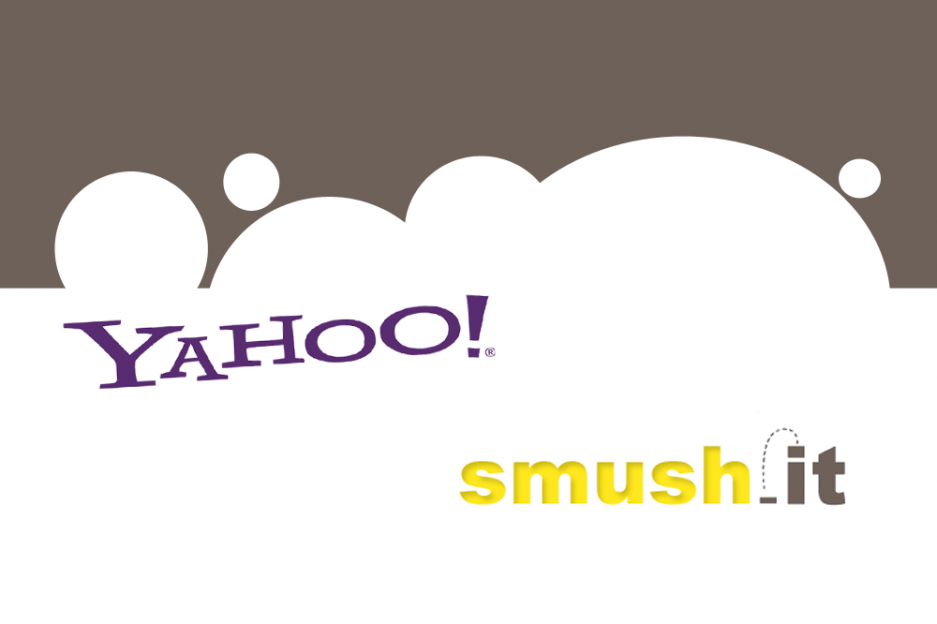 Image optimization with Smush.it